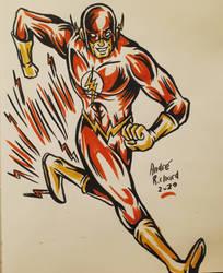 Flash DC Comics Justice League Barry Allen