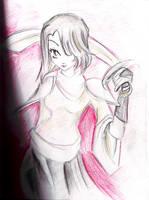 Pink Lady by AndrePaploo