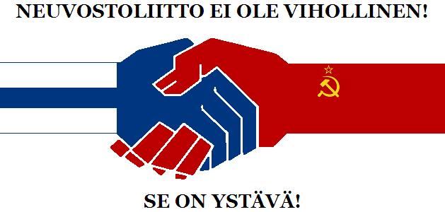 Finno-Soviet Friendship
