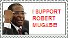 Robert Mugabe Stamp