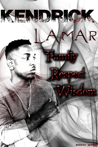 Kendrick Lamar Iphone Wallpaper by BronySwag on deviantART