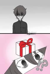 Gift pg 1 by DigiAndromeda