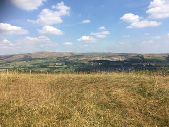 Holcombe Moor- Looking towards the Irwell Valley by Technologyfurs