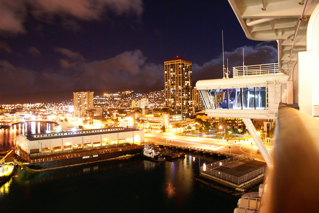Honolulu by muzac