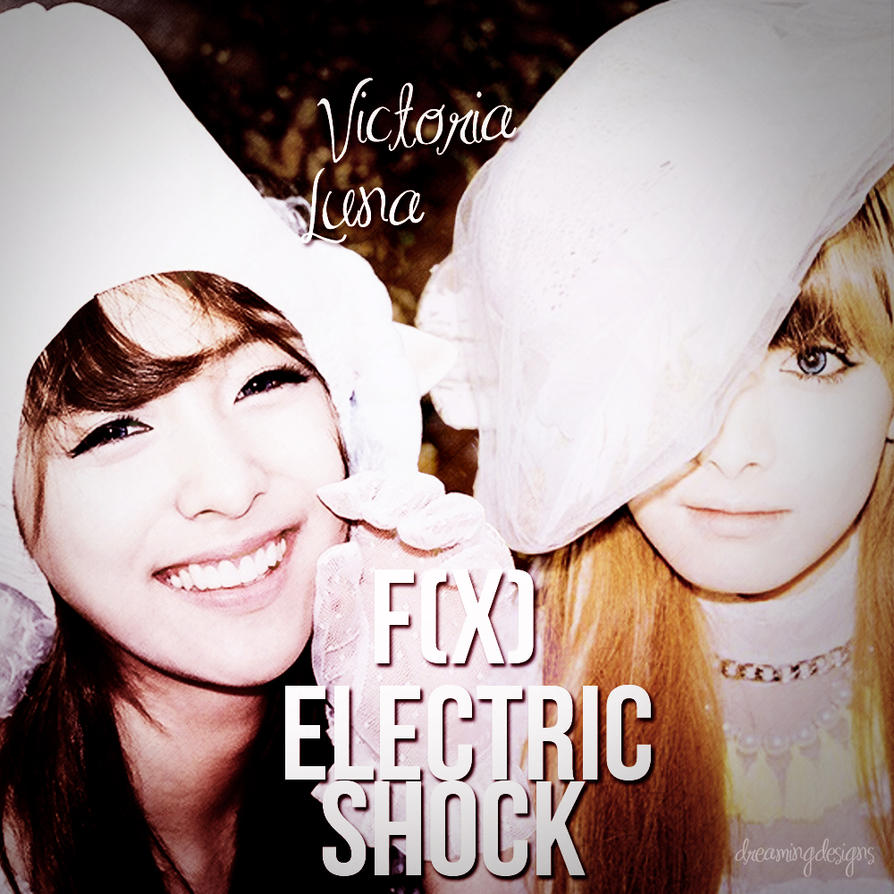 f(x) Electric Shock-Luna Y Victoria by DreamingDesigns on ... F(x) Luna Electric Shock