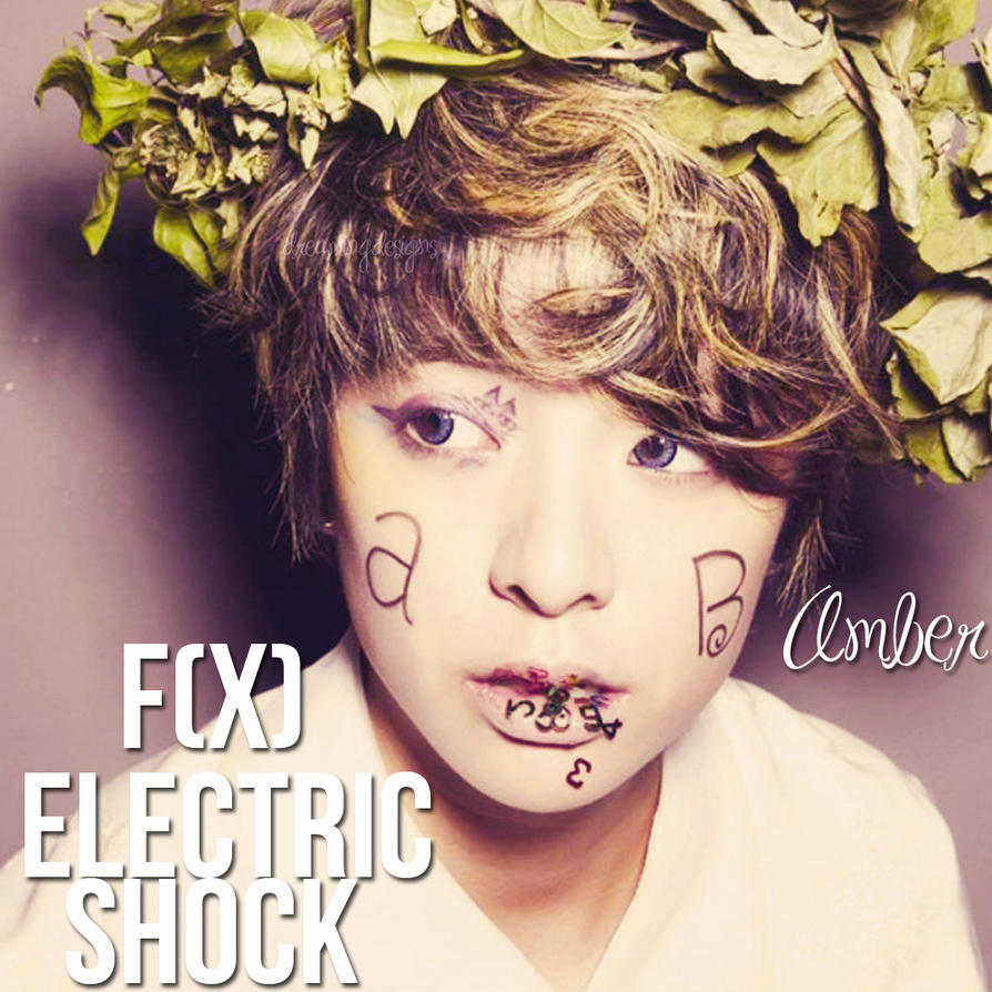 f(x) Electric Shock-Amber by DreamingDesigns on DeviantArt F(x) Electric Shock Amber