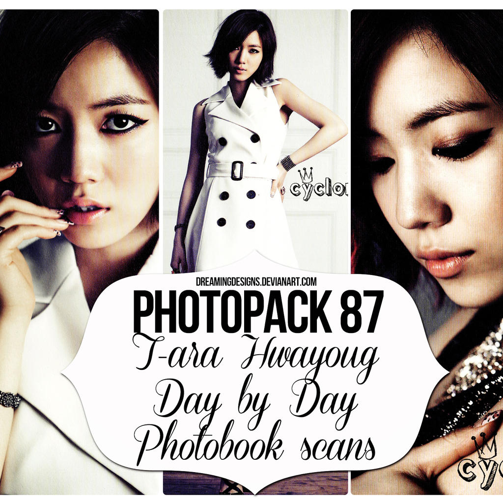 +Photopack 87- T-ARA Hwayoung|Day by Day PS| by ...