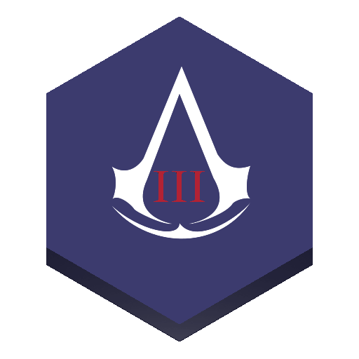 assassins creed 3 logo transparent
