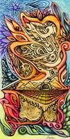 Quetzalcoatl 02 by farboart