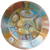 Pie plate by farboart