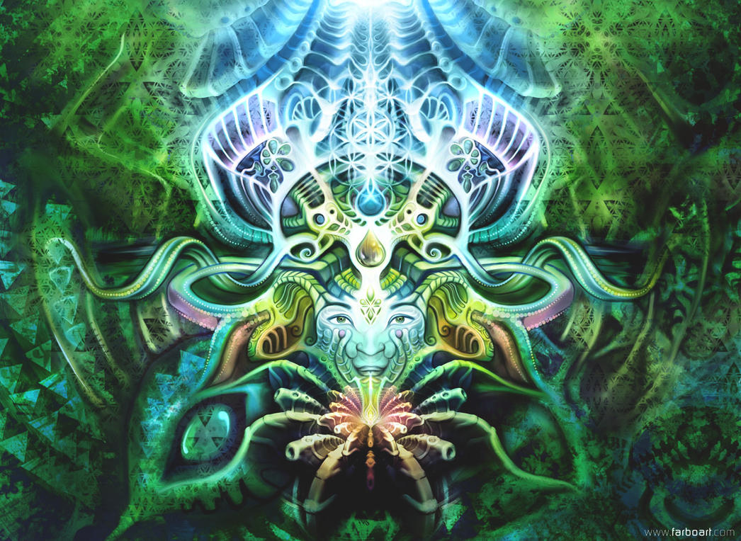 Roots of Yggdrasil by farboart