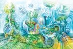 Unfolding Multiverse