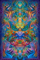 Holographic Altar by farboart