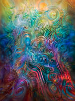 Neon refractions by farboart
