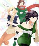 team 5 new generation by Tried-drawing
