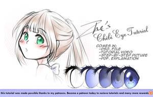 CHIBI EYE (girl) tutorial by Tried-drawing