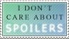 Stamp - Spoilers by NeurotiskSmil
