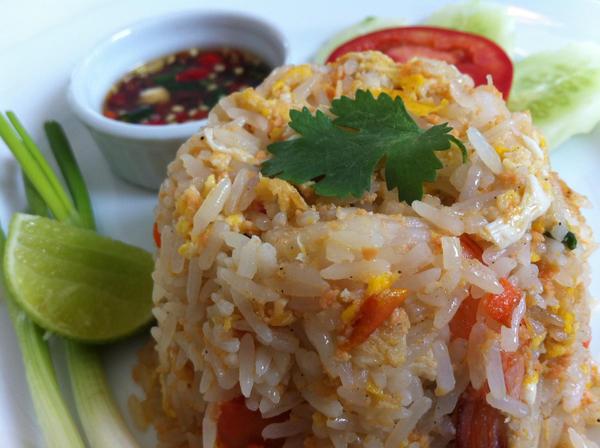Thai Food Canvas