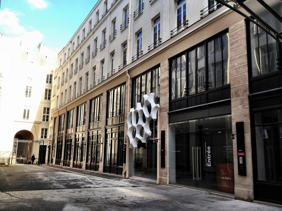 paris courtyard rue faubourg saint antoine by islamaia on. Black Bedroom Furniture Sets. Home Design Ideas