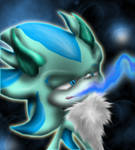Sonic Chaos Demon:Demon Shadow