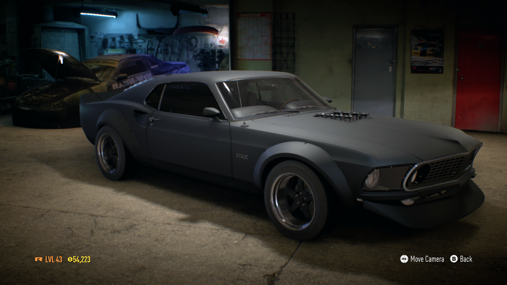 2015 Ford Mustang Toy Model