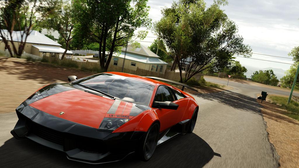 Lamborghini Murcielago Lp670 4 Sv Liberty Walk By Rz 028 Hellblaze
