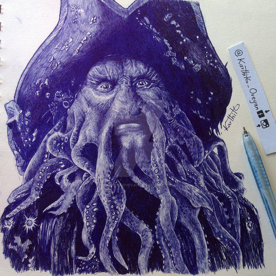 ballpoint pen art black - photo #11