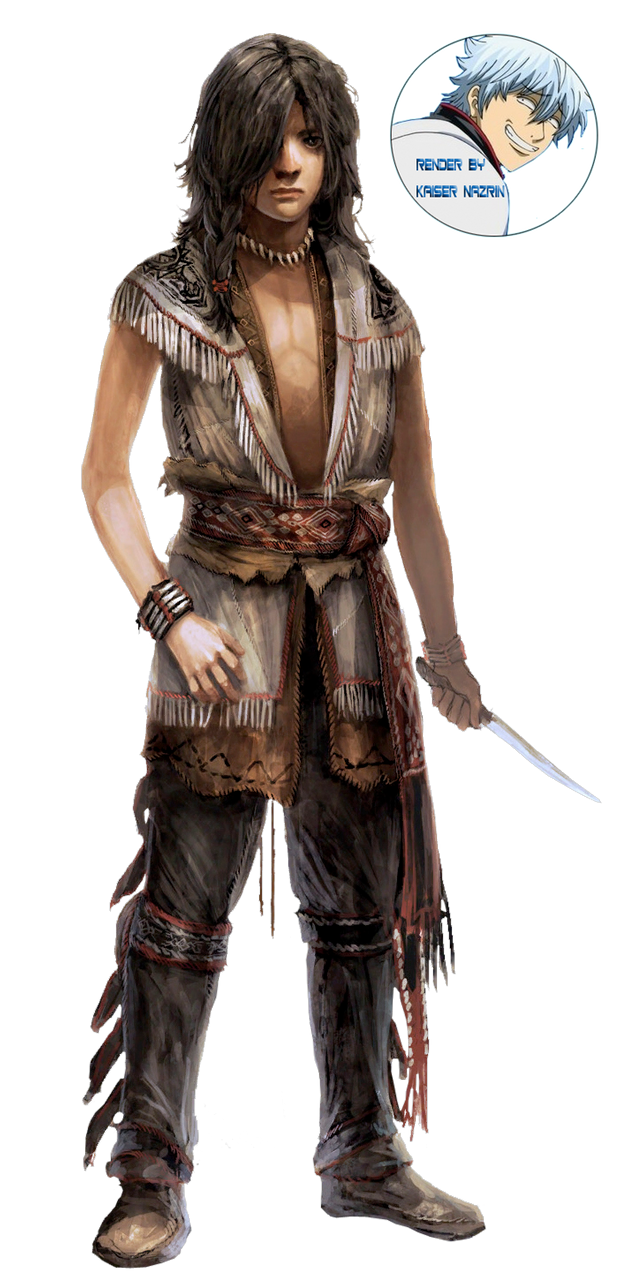 Assassins Creed 3 Young Connor Kenway Render By Kaisernazrin On
