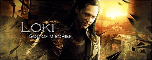 Loki - God of Mischief by KaiserNazrin on DeviantArt
