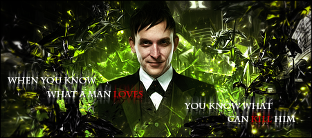 Gotham - The Penguin by KaiserNazrin
