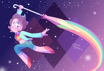 Rainbow Quartz 2.0 by ShyKittyDesigner