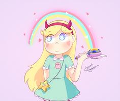 Star Butterfly by ShyKittyDesigner