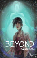 Beyond Two Souls: Pewdiepie fan art by TheTinyTaco