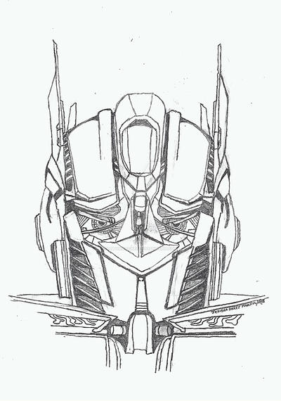 Transformers Optimus Prime By Letohatchee On Deviantart