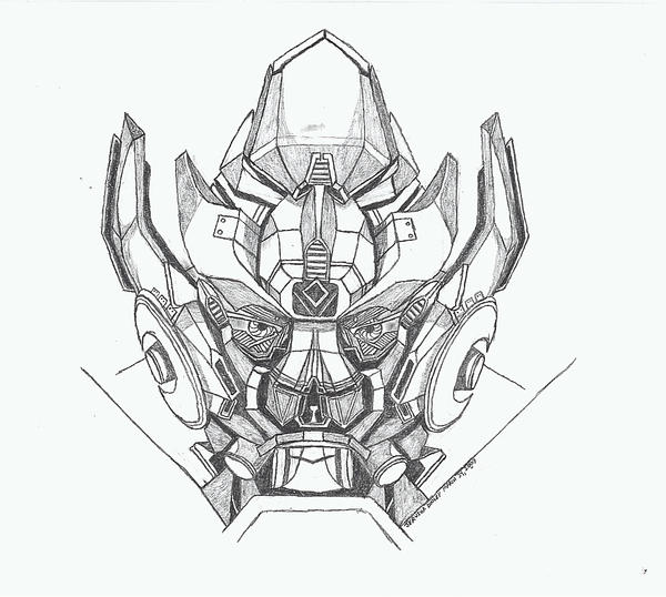 Transformers Ironhide by Letohatchee