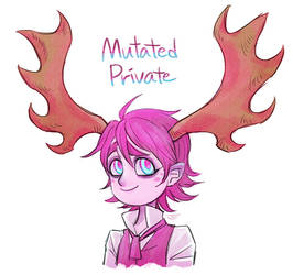 Mutated Private by OnlyForPoM