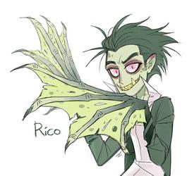 Mutated Rico! by OnlyForPoM