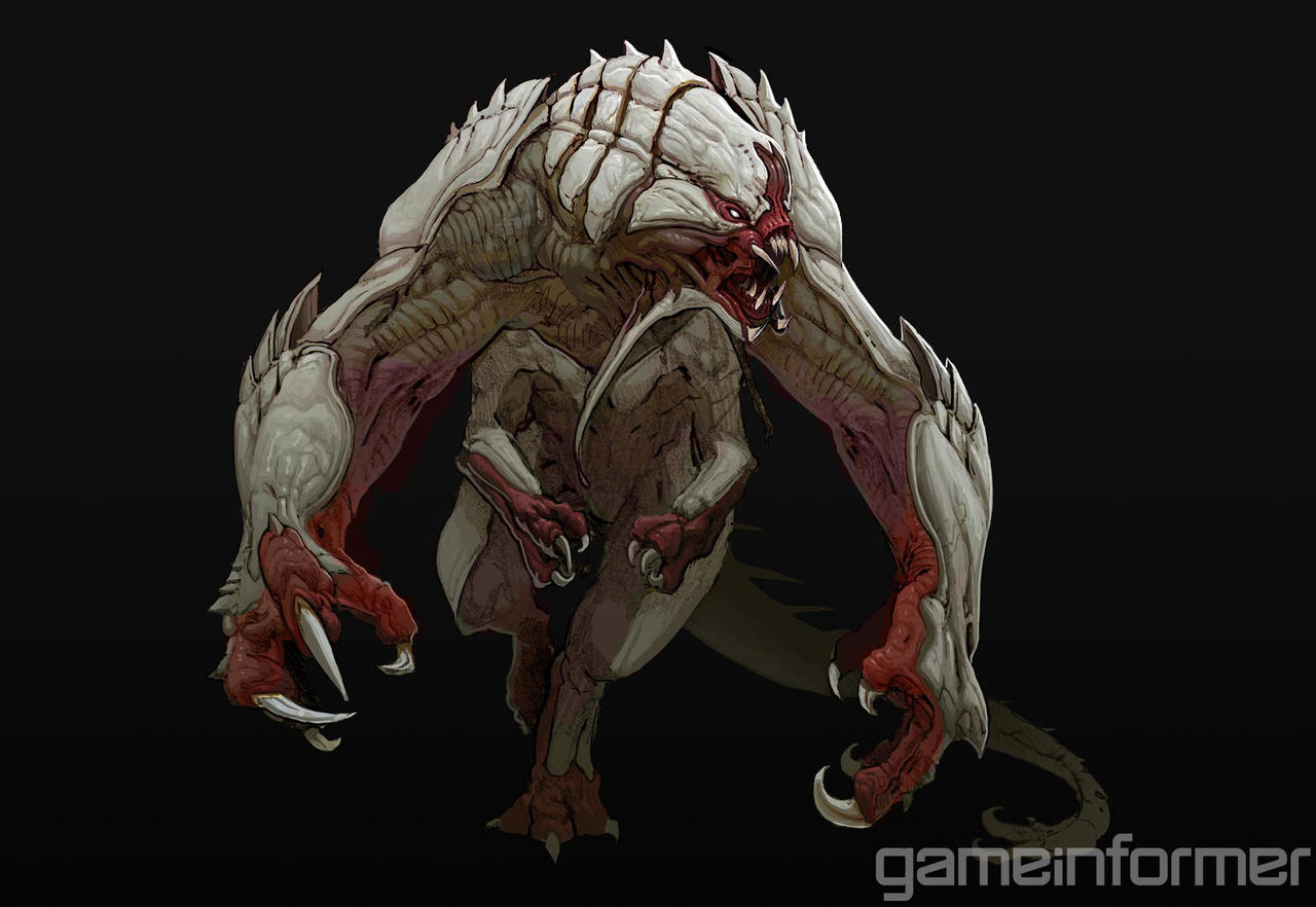 Evolve: Goliath Render by Stephen-0akley