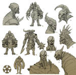 Odium Busts02a