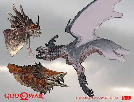 Flying Dragon Sheet 01