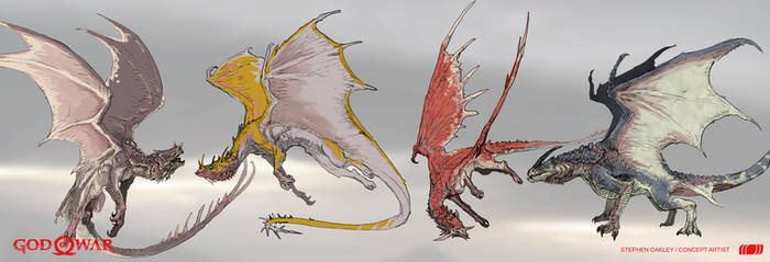 Flying Dragon Sheet 02