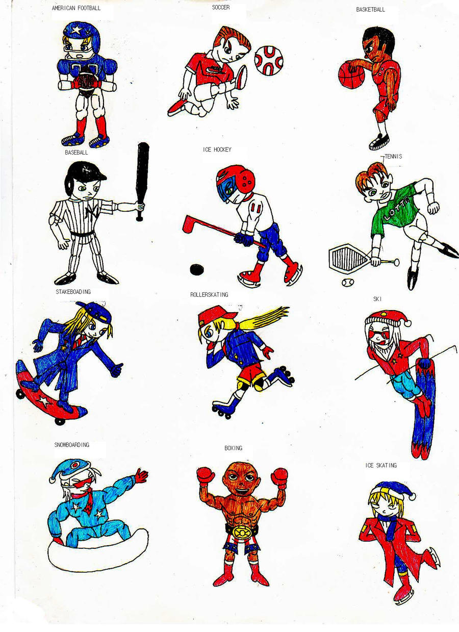 sports type deviantart football drawings downloads