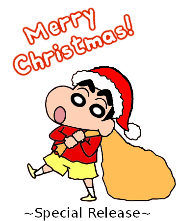 Santa Shinchan By American5000 On Deviantart
