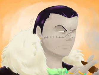 One Piece - Crocodile