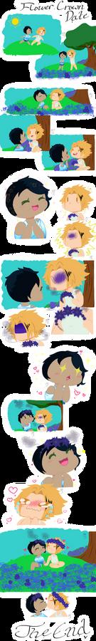 Flower Crown Date