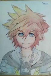 My bae, Sora by HaleyATheGreat