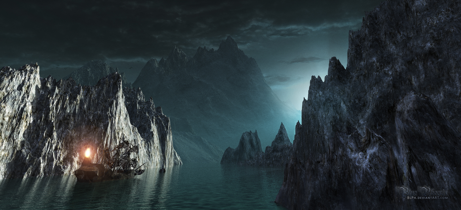 Lake of the Lost Souls