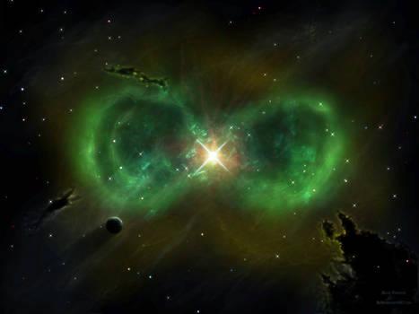 Infinity Nebula by BLPH