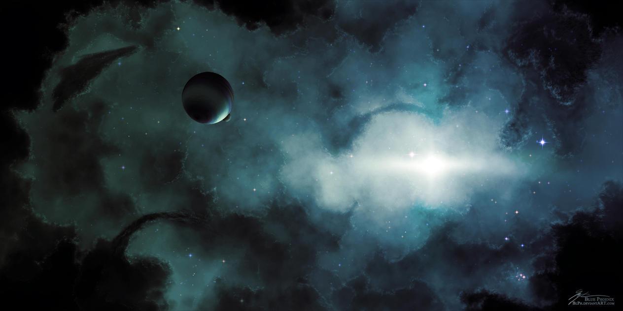 Bridge Nebula by BLPH