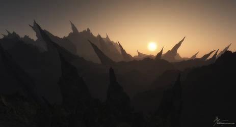 Into Oblivion - Terrain by BLPH